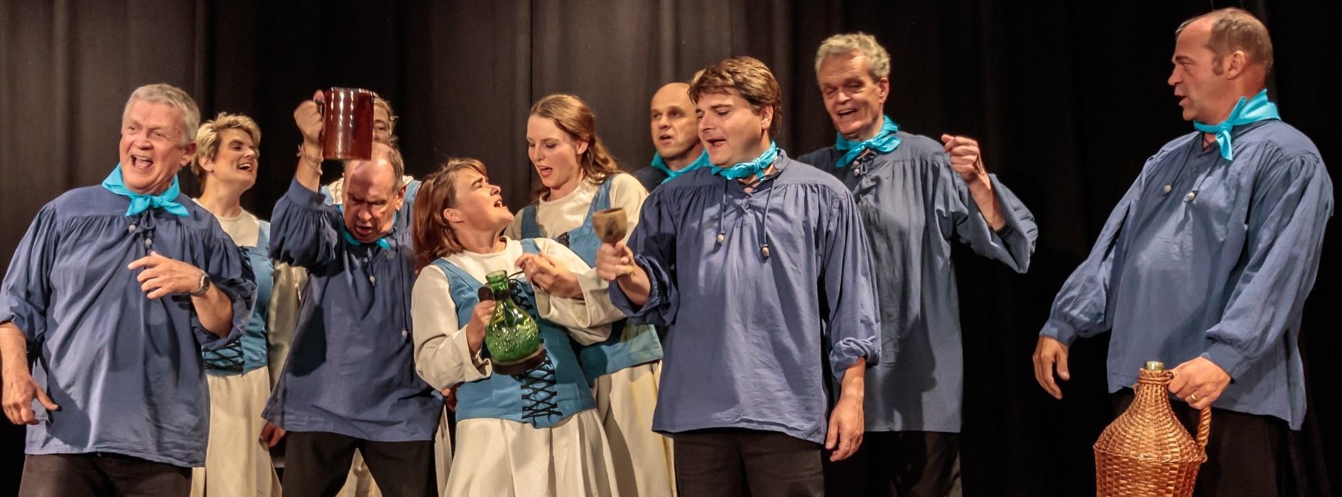 Verdi-Wagner-Gala - Steuermannchor